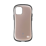 【iPhone12mini】 iFace First Class メタリックケース ローズゴールド