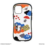 【iPhone12mini】 iFace First Class ムーミン KUMO│携帯・スマホケース iPhoneケース