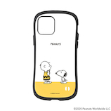 【iPhone12/12Pro】 iFace First Class PEANUTS イエロー│携帯・スマホケース iPhoneケース