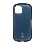 【iPhone12/12Pro】 iFace First Class メタリックケース コーラルブルー│携帯・スマホケース iPhoneケース