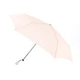 フロータス(FLO(A)TUS) ペンシルミニ 雨傘 超撥水 UV加工ミニ折傘 50cm ピンク