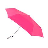 フロータス(FLO(A)TUS) ペンシルミニ 雨傘 超撥水 UV加工ミニ折傘 50cm ローズピンク