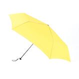 フロータス(FLO(A)TUS) ペンシルミニ 雨傘 超撥水 UV加工ミニ折傘 50cm レモンイエロー