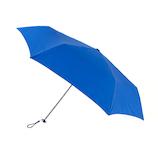 フロータス(FLO(A)TUS) ペンシルミニ 雨傘 超撥水 UV加工ミニ折傘 50cm スカイブルー