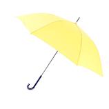フロータス(FLO(A)TUS) ジャンプ58 雨傘 超撥水 UV加工長傘 58cm レモンイエロー