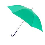 フロータス(FLO(A)TUS) ジャンプ58 雨傘 超撥水 UV加工長傘 58cm グリーン