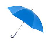 フロータス(FLO(A)TUS) ジャンプ58 雨傘 超撥水 UV加工長傘 58cm スカイブルー
