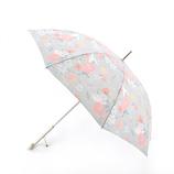 エスタ(estaa) 雨傘 エスタ×ナニイロタキスタイル UV長傘 fucra 58cm ミントグリーン