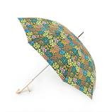 エスタ(estaa) 雨傘 エスタ×ピックサーリ UV長傘 parveke 58cm オレンジ