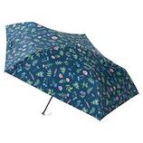 エスタ(estaa) 折りたたみ傘 晴雨兼用 一級遮光P超軽量 kusabana ネイビーブルー│レインウェア・雨具 折り畳み傘