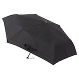 ウラワザ(urawaza) 折りたたみ傘 軽量 無地 ブラック
