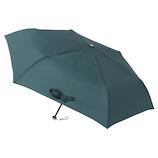 ウラワザ(urawaza) 折りたたみ傘 軽量 無地 ダークグリーン