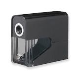 アスカ 乾電池式電動シャープナー DPS30 ブラック│鉛筆・鉛筆削り 鉛筆削り