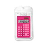アスミックス(ASMIX) カラー電卓ポケット C1237 ピンク
