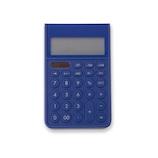 ASMIX カバーつき電卓 C1241 ブルー│オフィス用品 電卓