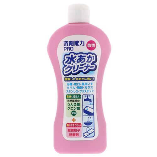 洗剤能力PRO 酸性 水あかクリーナー 200g