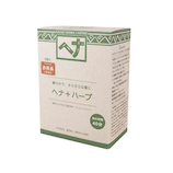 ナイアード ヘナ+ハーブ 100g 赤茶系