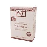 ナイアード ヘナ+木藍 100g 茶系