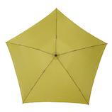 mabu 超軽量UV折りたたみ傘 hane 40412 バジル