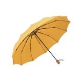 マブ(mabu) 12本骨折りたたみ傘江戸 山吹 SMV-40548│レインウェア・雨具 折り畳み傘