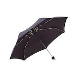 マブ(mabu) 高強度折りたたみ傘ストレングスミニ江戸 藍 SMV-40875│レインウェア・雨具 傘