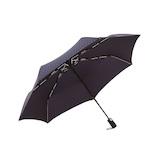 マブ(mabu) 高強度折りたたみ傘ストレングスミニAUTO江戸 藍 SMV-40885│レインウェア・雨具 傘