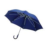 マブ(mabu) 高強度傘ストレングスジャンプライト ミッドナイトブルー SMV-40894│レインウェア・雨具 傘