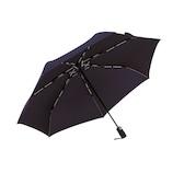 マブ(mabu) 高強度折りたたみ傘ストレングスミニAUTO plus SMV-41064 ミッドナイトブルー│レインウェア・雨具 折り畳み傘