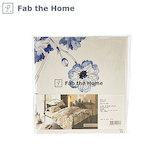 ファブ ザ ホーム(Fab the Home) ボタニカ 枕カバー 43×63cm用 ネイビー