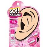 ピュアスマイル 耳クリーナー SO!!KAIKAN! EAR CLEANER 爽快しっとりタイプ