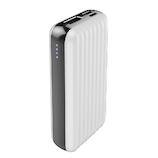 エアージェイ(air−J) 超小型コンパクトモバイルバッテリー 5000mAh MB-GB5000 ホワイト│携帯・スマホアクセサリー モバイルバッテリー・携帯充電器