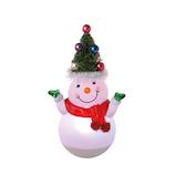 【クリスマス】 ローリーポーリー(Roly Poly) スノーマンツリヘッド GTSX405