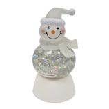 【クリスマス】 ミニバディー ホワイトスノーマン XTN302