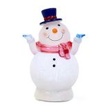 【クリスマス】GTS ミニバディー ブルーハットスノーマン