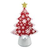 【クリスマス】 フラッシングライト XTN454 レッドツリー