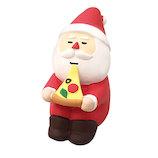 【クリスマス】 デコレ(DECOLE) concombre あつあつピザサンタ ZXS−43052