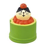 【年賀用品】 デコレ(DECOLE) concombre おせち猫 タピオカいくら ZSG−43719