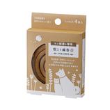 デコレ ミニ蚊とり線香 ナチュラル SK-59875 4巻入