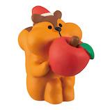 【クリスマス】 コンコンブル(concombre) むしゃむしゃりんごりす ZXS‐61147