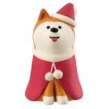 【クリスマス】コンコンブル(concombre) サンタわんこ ZXS‐61148