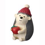 【クリスマス】 DECOLE (デコレ)concombre はりねずみりんご