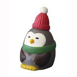 【クリスマス】 DECOLE (デコレ)concombre 寒がりふくろう