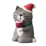 【クリスマス】 DECOLE (デコレ)concombre うっとりワイン猫