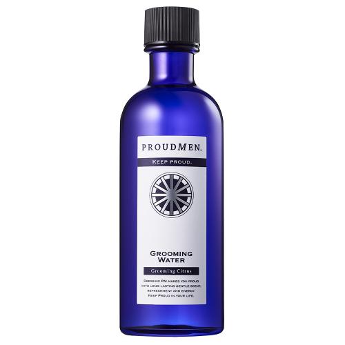 <東急ハンズ> 男性の「ニオイ」と「香り」をケアするグルーミングツール。肌に「うるおい」と「香り」と「清涼感」を与えます。 PROUDMEN(プラウドメン) グルーミングウォーター(全身化粧水) 200ml画像