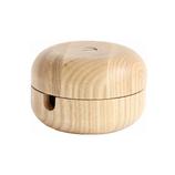WoodCordReel ナチュラル│照明器具 照明器具用アクセサリー