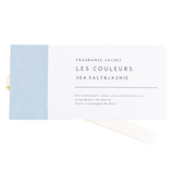 アート・ラボ LES COULEURS(レクルール) フレグランスサシェ LCF-103 シーソルト&ジャスミン