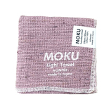 コンテックス MOKU ハンカチ ピンク