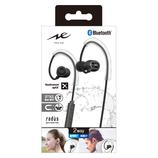 ラディウス Bluetoothイヤホン HP−S100BTK ブラック