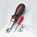 クラフト社 ステッチルレット 8407│レザークラフト用品 皮革用工具