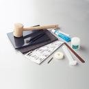 シンプルレザースタイル道具セット 8954│レザークラフト用品 皮革用工具